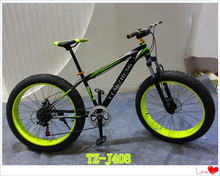 Big Tyre Bicycle Fat Tyre Bike OEM Offered