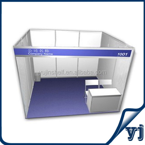 Standard Exhibition Stall Size : Factory wholesale tradeshow standard booth portable