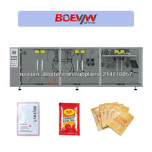 Automatic machine for chocolate package