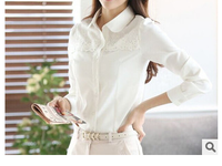 High Quality Shirt For Office Ladies Long Sleeve Ladies Shirt