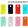 Shock Absorption Skin Cover For samsung galaxy note 4 case