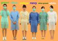 2015 de largo no tejido desechable PP vestido