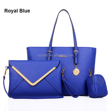 Wholesale Fashion Designer Women Genuine Leather Lady Handbags