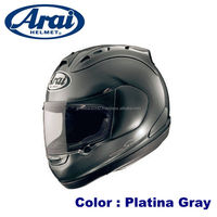 Trustworthy helmets for motorcycles ARAI with high level of safety
