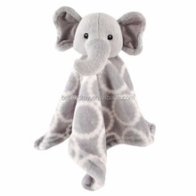 new design OEM and ODM cute plush baby rattle toy