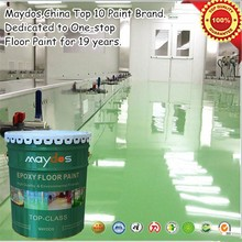 Maydos chemical resistant heavy duty liquid epoxy for warehouse concrete floor coating