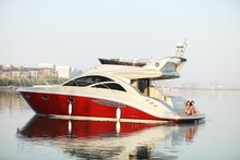 SANJ Sapphire 450 yacht