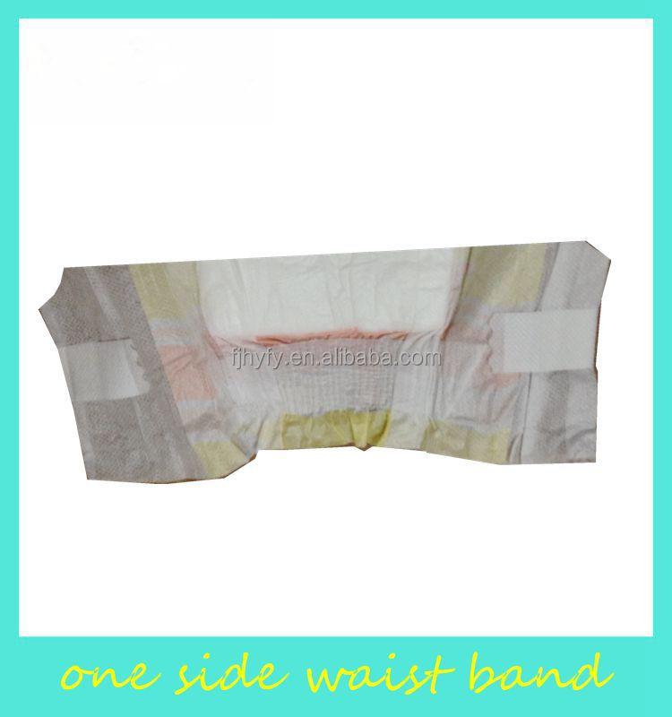 one side waist band