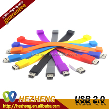 Cheap Bracelets USB Flash Pen Drive 16GB with Trade Assurance