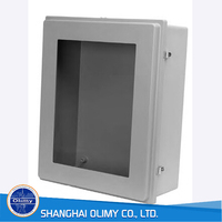 2015 Olimy SMC cabinet fiberglass electric metel box frp meter boxes