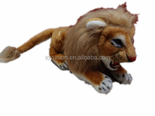 40cm the king of the animals lion plush toy