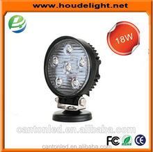 functional led headlight for motorcycle Bulb Socket 18W Off-road Led Work Light
