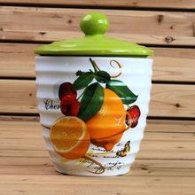 Decal Ceramic manufacturer cookie honey jar