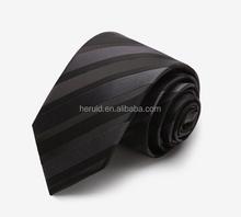 Latest Fashion Stripe Skinny Polyester Stripe Neckties