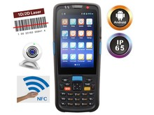 TS-5000 Mobile data terminal dustproof and waterproof nfc barcode reader rugged android device