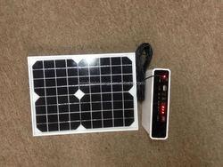 10w poly crystalline panel solar generators