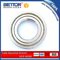 China supplier motorcycle bearing deep groove ball bearing 16016 ball bearing