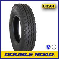 Qingdao manufacturer export tubeless tyre for truck