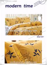 4 PCS/Set 2015 New Bedding Set Printing Bed Sheet/Duvet Cover/Pillowcase