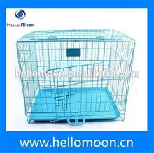 Iron Folding Protable Pet Cages Dog Kennel