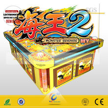 Latest IGS ocean king 2 arcade game machine from Trade Assurance Manufacturer/ simulator fishing game machine
