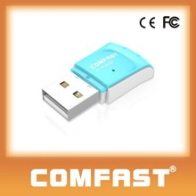 Comfast CF-WU825N 300 Mbps Wireless Dongle <span class=keywords><strong>Wifi</strong></span> mejor <span class=keywords><strong>tarjeta</strong></span> inalámbrica barato Dongle