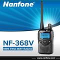 Nanfone nf-368v 2w tot al aire libre y la función de manos libres fm de radio manera 2