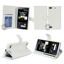 for blackberry z3 case cover, credit card slots wallet stand case for blackberry bb z3 jakarta