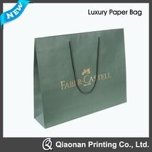 Custom printed new design paper bag made in China
