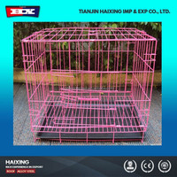 Folding Pet Dog House Stainless Steel Dog Cage For Sale Cheap