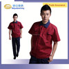 enzyme wash safety industrial work uniform