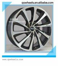 17 inch 5/8 hole alloy wheels rims