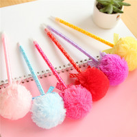 custom ball stationery ,Top quality promoiton stylus pen/ Funny erasable thin ballpoint pens