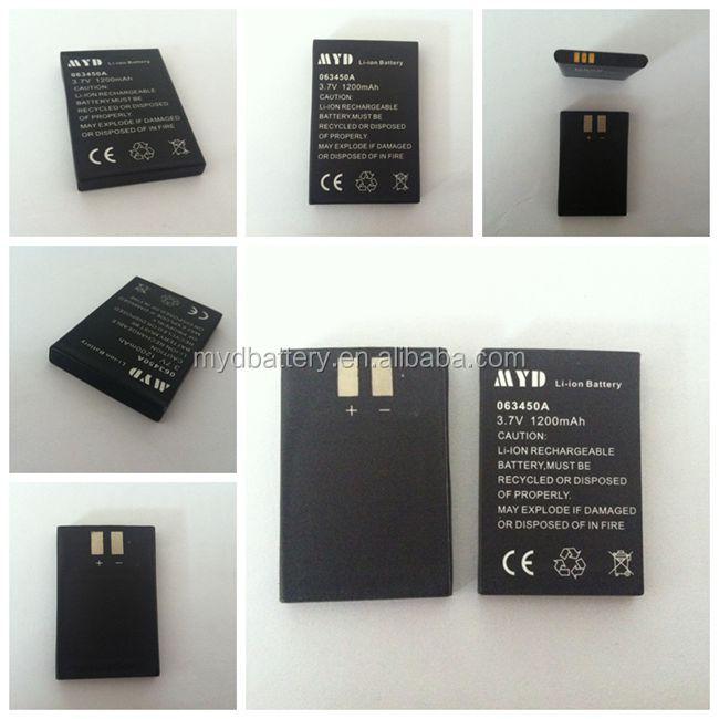 Myd Li Ion Battery 3 7v 063450a Myd Battery Buy Myd Li