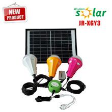 2015 new products 15w solar panel led solar kit