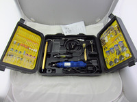 2 in 1 Rotary Tool Kit,jewelry Rotary tool and accessaries,350pcs dental Rotary tool