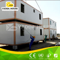 Wholesale Special design prefab accommodation container house