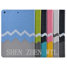 Minion dustproof back case for ipad 2 3 4