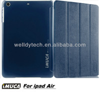 New products! for apple ipad air leather tablet case