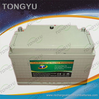 Engine Starting 12V Automotive Lithium Battery 70Ah CCA 800A For Europe Vehicles