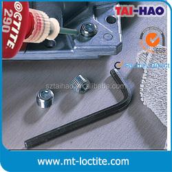 lower price loctit 290 screw thread locker liquid sealant - permeation thread locker - green wicking grade threadlocker