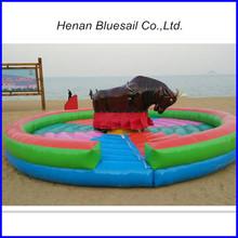 2015 new stype Inflatable Bull Riding Machine