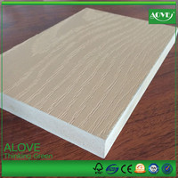 4x8 Waterproof eco friendly plastic sheet wood PVC composite board-2