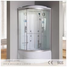 ABS deep tray /sliding glass/ cheap shower cabin
