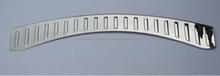 Rear door 304L stainless steel skid plate for For*d Explorer 2012~2014