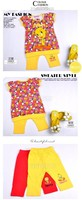 2015 Wholesale children Toddler Girls Kids Clothes Dress Top+Leggings Outfit Summer Autumn baby clothes set