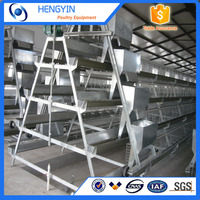 Poultry layer cage for sale in Kenya / layer chicken house design /chicken coop