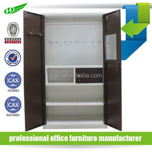 KD colourful colour 2 door clothing cheap metal lockers for home