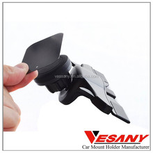 2014 Latest Product Top Quality universal cd slot magnetic car phone holder