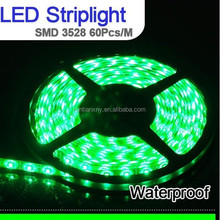 hot popular high brightness dmx rgb led strip light for christmas decoration with R/G/B/Y/W/RGB option